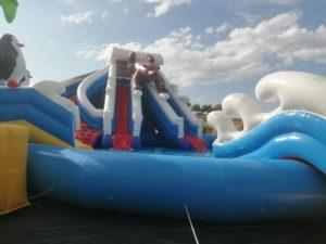 centro de fauna- piscina